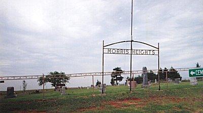 Logan County, Oklahoma Cemetery Page