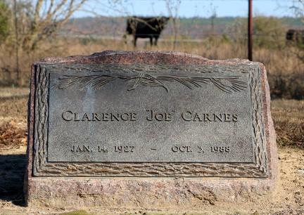 "Clarence ""Joe"" Carnes"
