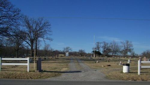 Washington Cemetery, Rogers County, Oklahoma